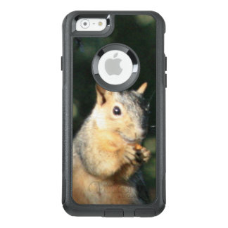 Hungry Squirrel OtterBox iPhone 6/6s Case