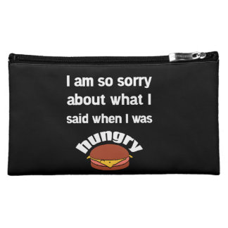 Hungry Talk Cosmetic Bag