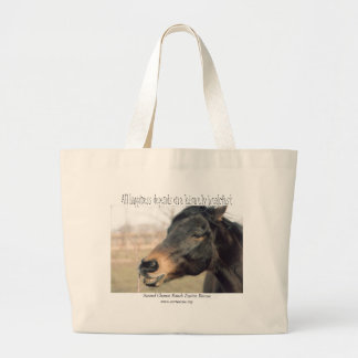 Hungry Tom Canvas Bags