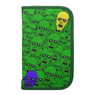 Hungry Undead Zombie Heads Organizer