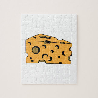 Hunk of Swiss Cheese Puzzles