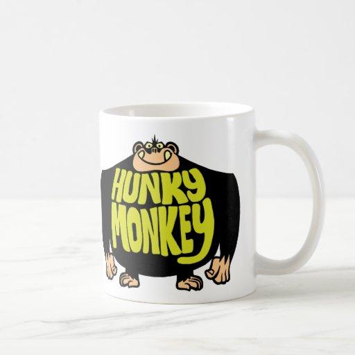 Hunky Monkey Mug