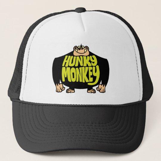 Hunky Monkey Trucker Hat