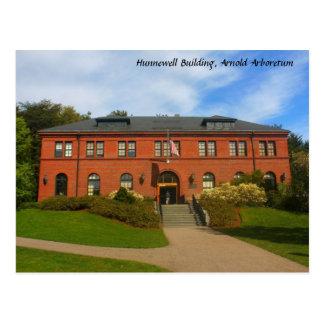 Hunnewell Building, Arnold Arboretum Postcard