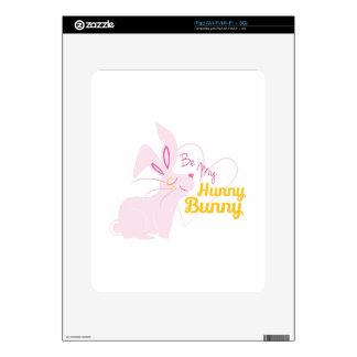Hunny Bunny iPad Skin