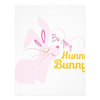 Hunny Bunny Letterhead