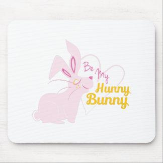 Hunny Bunny Mouse Pad
