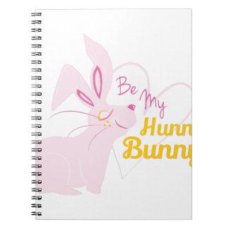 Hunny Bunny Notebook