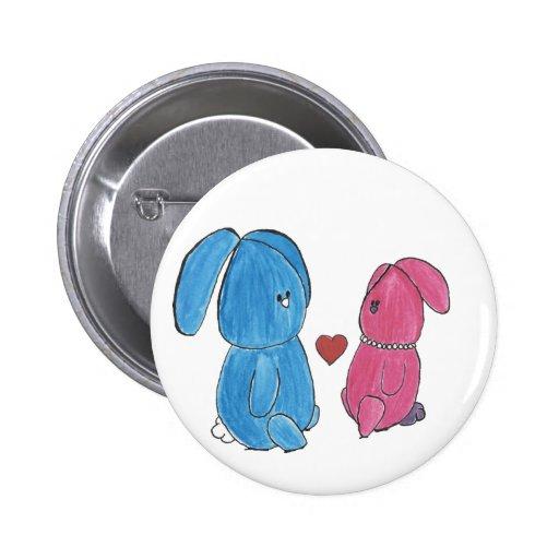 Hunny Bunnys Button
