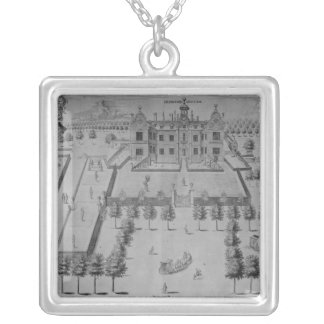 Hunsdon House Silver Plated Necklace