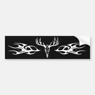 Hunt Car Bumper Sticker