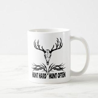 Hunt Hard. Hunt Often Coffee Mug