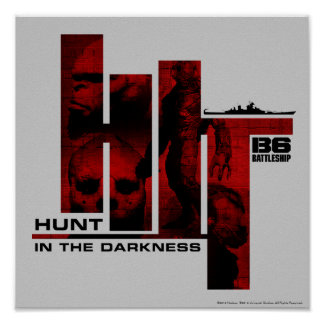 Hunt in the Darkness Poster