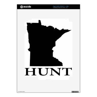 Hunt Minnesota iPad 2 Decals