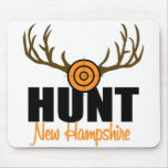 Hunt New Hampshire Mouse Mats