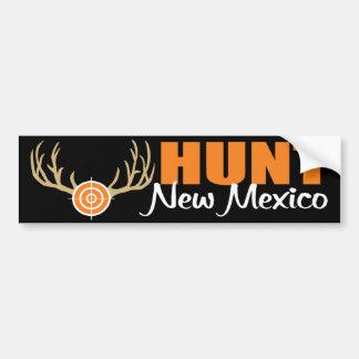 Hunt New Mexico Bumper Sticker
