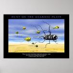 Hunt on the Agarose Plain Poster