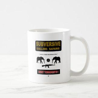 HUNT TERRORISTS.pdf Coffee Mug