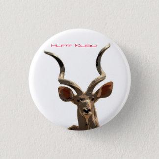 Hunt the Kudu Pinback Button