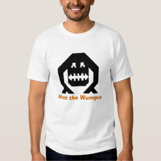 Hunt the Wumpus T Shirt