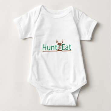 scorpionagency Hunt To Eat Baby Bodysuit