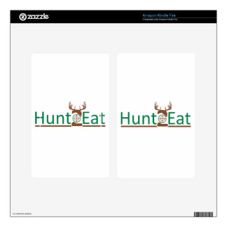 Hunt To Eat Skins For Kindle Fire