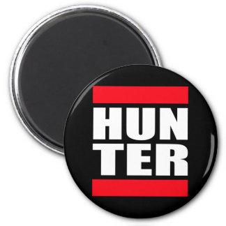 Hunter 2 Inch Round Magnet