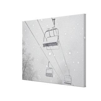 Hunter 3 canvas print