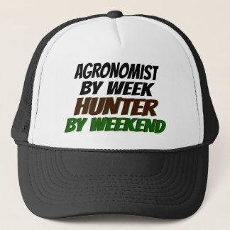 Hunter Agronomist Trucker Hat