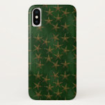 Hunter and Gold Celtic iPhone X Case