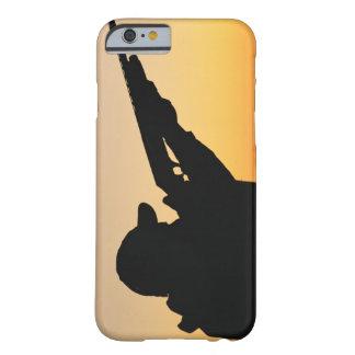 Hunter and Gun iPhone 6 Case