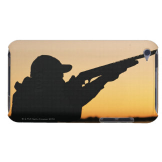 Hunter and Gun iPod Touch Case-Mate Case
