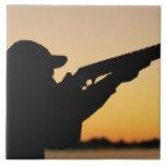 Hunter and Gun Tiles
