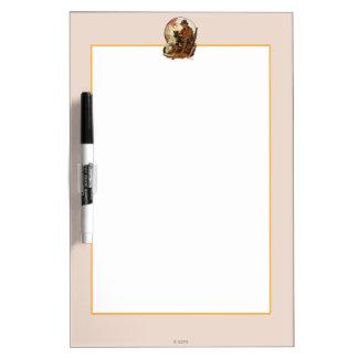 Hunter and Spaniel Dry Erase Board