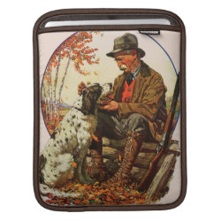 iPad Sleeve with Springer Spaniel Phone Cases design
