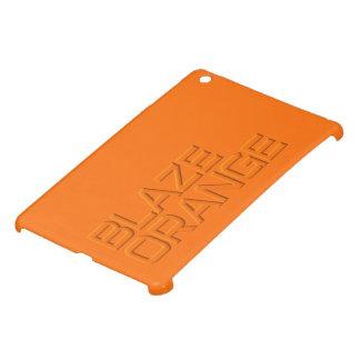 Hunter Blaze Orange High Visibility Cover For The iPad Mini
