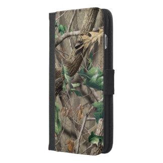 Hunter Camo iPhone 6/6s Plus Wallet Case
