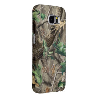 Hunter Camo Samsung Galaxy S6, Barely There Case