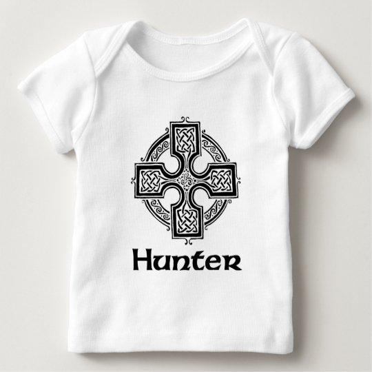 Hunter Celtic Cross Baby T-Shirt