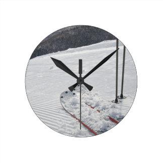 Hunter Round Wall Clock