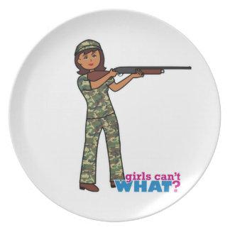 Hunter - Dark Dinner Plates