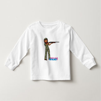Hunter - Dark Toddler T-shirt