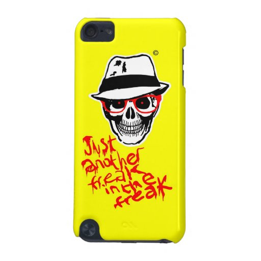 Hunter Dead Thompson Case iPod Touch (5th Generation) Covers