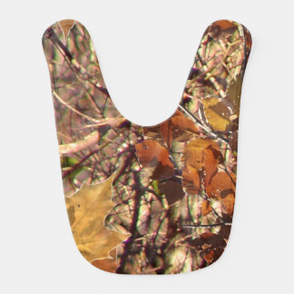 Hunter Forest Camouflage Painting Customize This Baby Bib