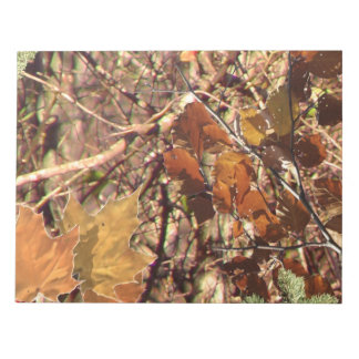 Hunter Forest Camouflage Painting Customize This Notepad