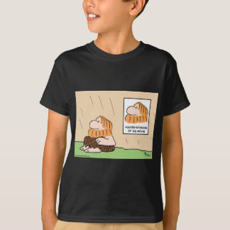 hunter gatherer month caveman T-Shirt