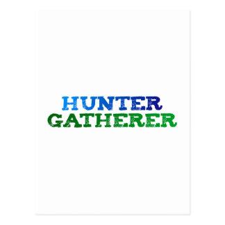hunter gatherer postal