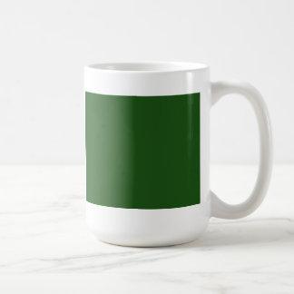 Hunter Green Coffee Mug