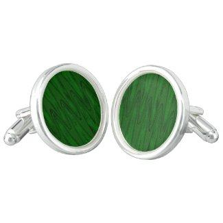 Hunter Green Design Cufflinks