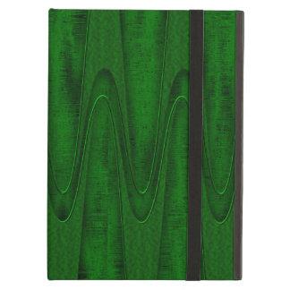 Hunter Green Design iPad Air Cover